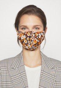 Even&Odd - 3 PACK - Community mask - multi/orange - 0