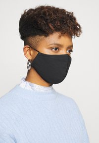 Even&Odd - 3 PACK - Community mask - multi/orange/black - 1