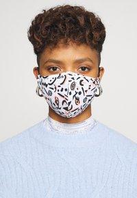 Even&Odd - 3 PACK - Community mask - multi/orange/black - 0