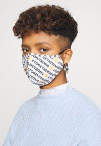 Even&Odd - 3 PACK - Community mask - multi/orange/black - 2