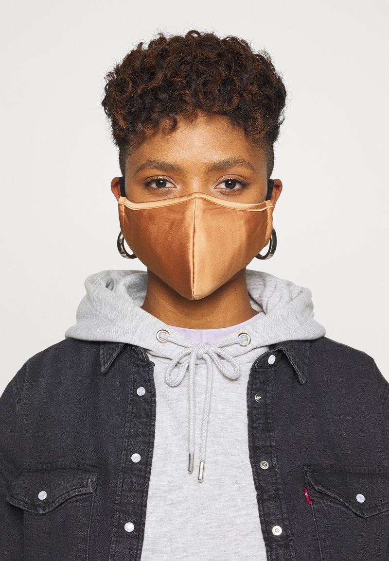 Even&Odd - 3 PACK - Community mask - grey/brown/black