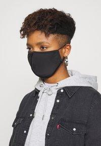 Even&Odd - 3 PACK - Community mask - grey/brown/black - 2