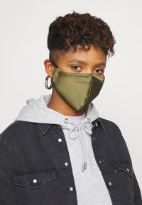 Even&Odd - 3 PACK - Community mask - grey/brown/black - 1