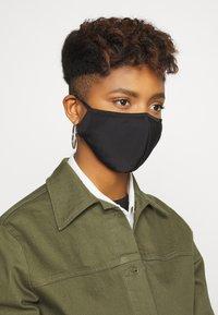 Even&Odd - 3 PACK - Community mask - black/grey - 1