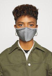 Even&Odd - 3 PACK - Community mask - black/grey - 0