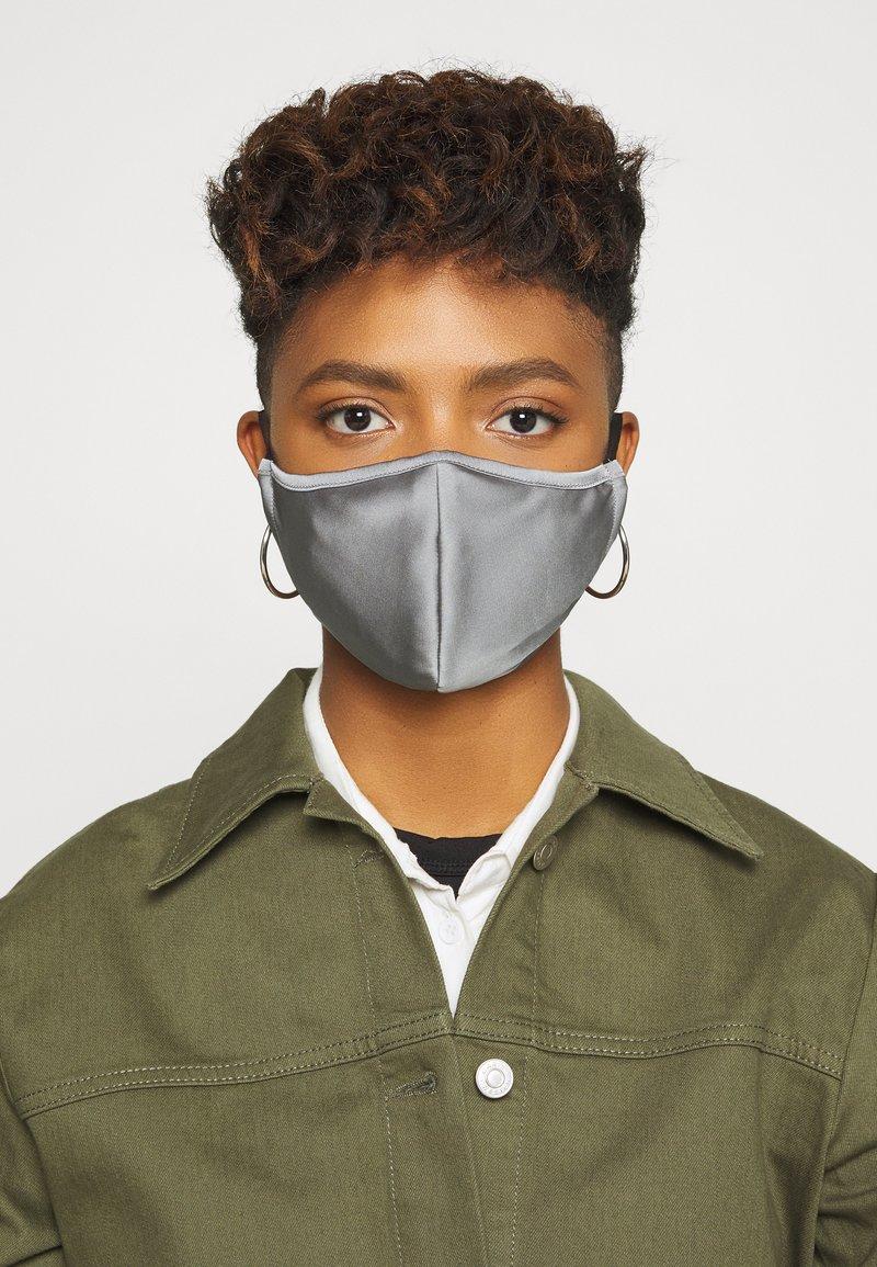 Even&Odd - 3 PACK - Community mask - black/grey