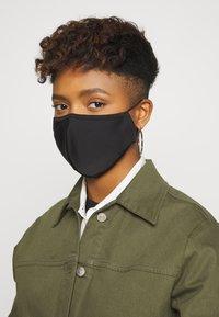 Even&Odd - 3 PACK - Community mask - black/grey - 2