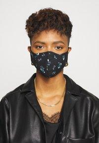 Even&Odd - 3 PACK - Community mask - black/multi-coloured/green - 0