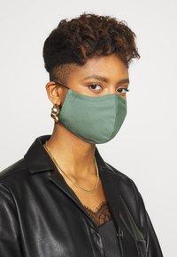 Even&Odd - 3 PACK - Community mask - black/multi-coloured/green - 1