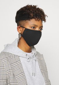 Even&Odd - 3 PACK - Community mask - white/black - 1