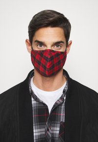 Even&Odd - 3 PACK - Community mask - multi/orange/red - 3
