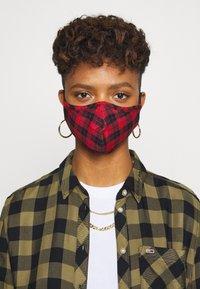 Even&Odd - 3 PACK - Community mask - multi/orange/red - 0