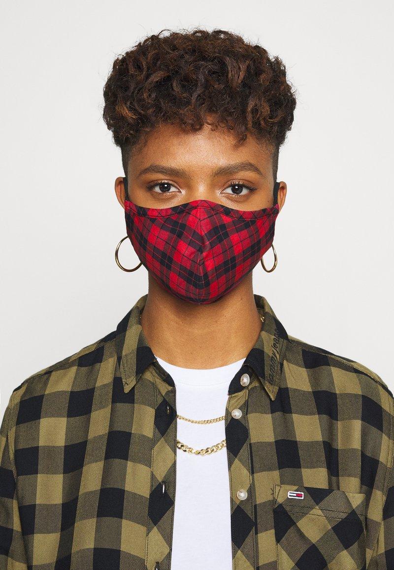 Even&Odd - 3 PACK - Community mask - multi/orange/red