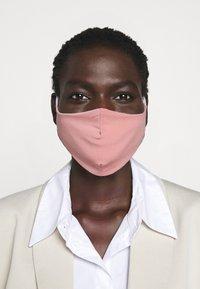 Even&Odd - 3 PACK - Community mask - red/black/rose - 0