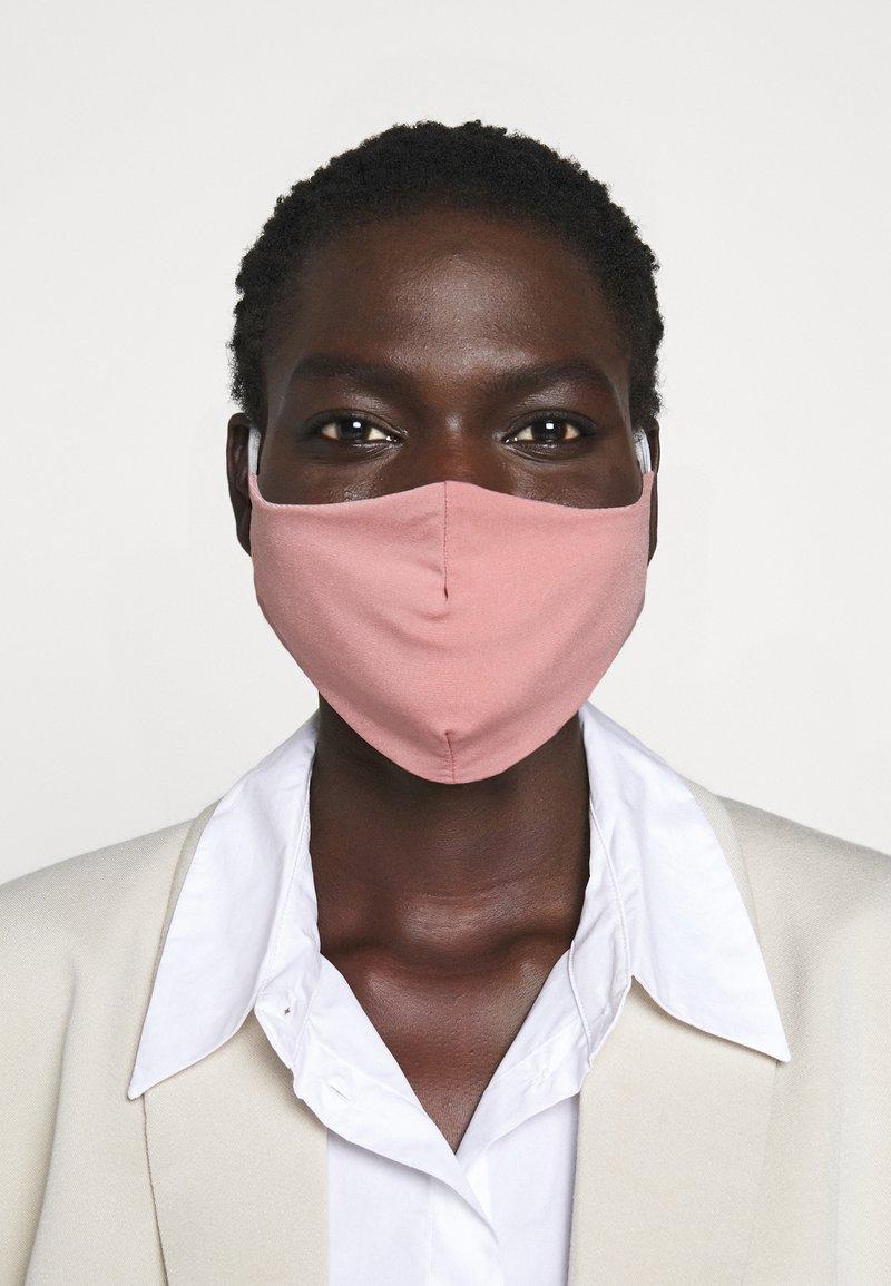 Even&Odd - 3 PACK - Community mask - red/black/rose