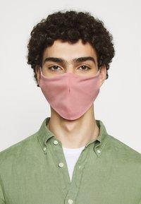 Even&Odd - 3 PACK - Community mask - red/black/rose - 3