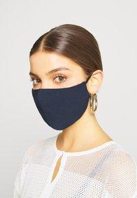 Even&Odd - 3 PACK - Community mask - white/dark blue - 2