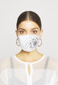 Even&Odd - 3 PACK - Community mask - white/dark blue - 0