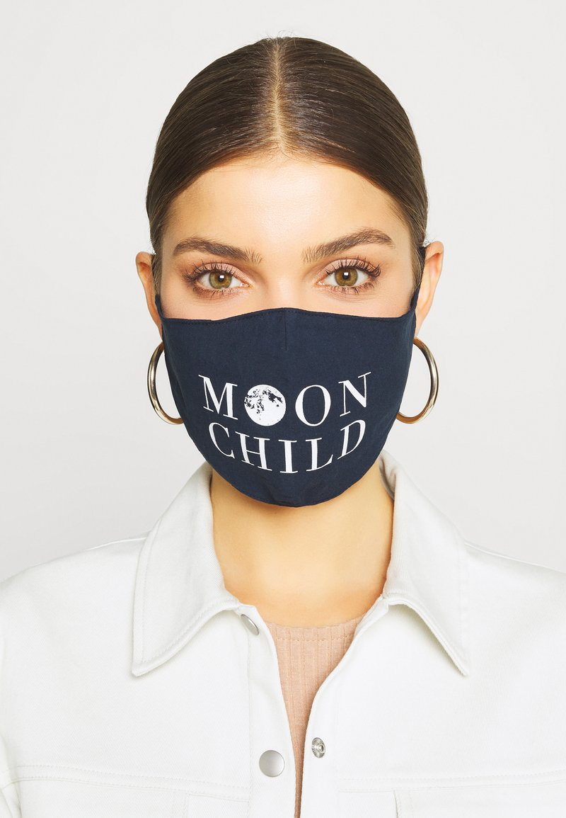 Even&Odd - 3 PACK - Community mask - dark blue /white