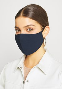 Even&Odd - 3 PACK - Community mask - dark blue /white - 2