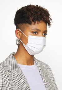 Even&Odd - 10 PACK DISPOSABLE - Community mask - white - 0