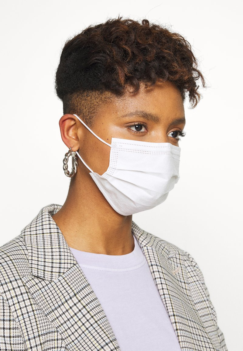 Even&Odd - 10 PACK DISPOSABLE - Community mask - white
