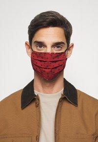 Even&Odd - 3 PACK - Community mask - dark red/dark blue - 3