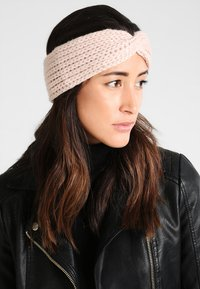 Even&Odd - 2 PACK - Ear warmers - rose/grey - 1
