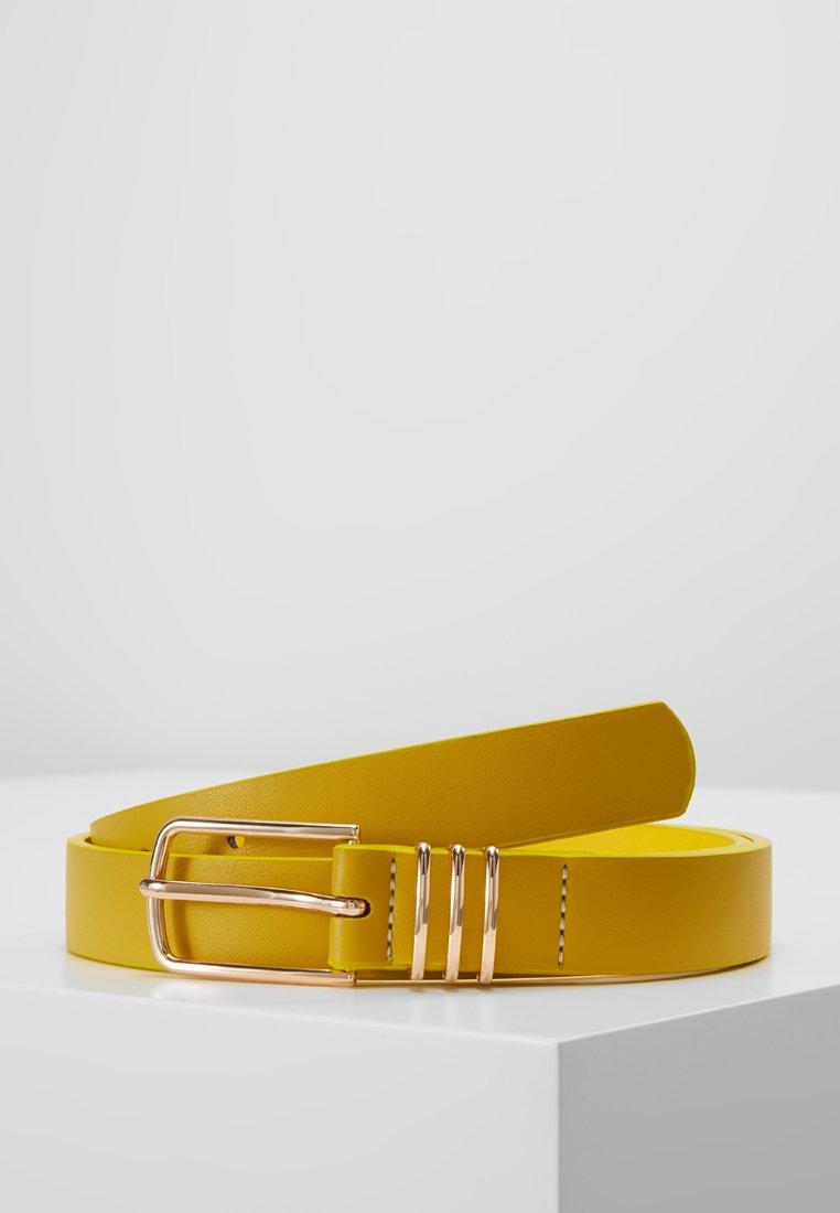 Even&Odd - Gürtel - yellow