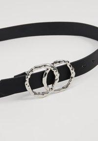 Even&Odd - Cinturón - black/silver - 4