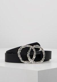 Even&Odd - Cinturón - black/silver - 0