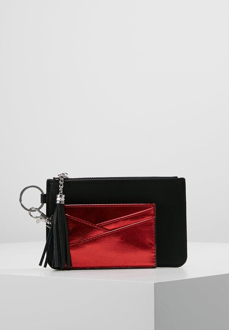 Even&Odd - Portefeuille - black/red