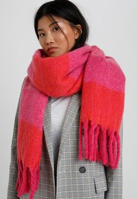Even&Odd - Scarf - red/pink - 0