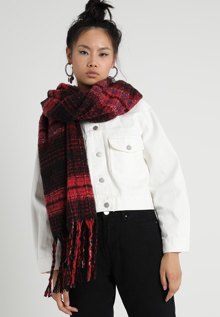 Even&Odd - Scarf - red