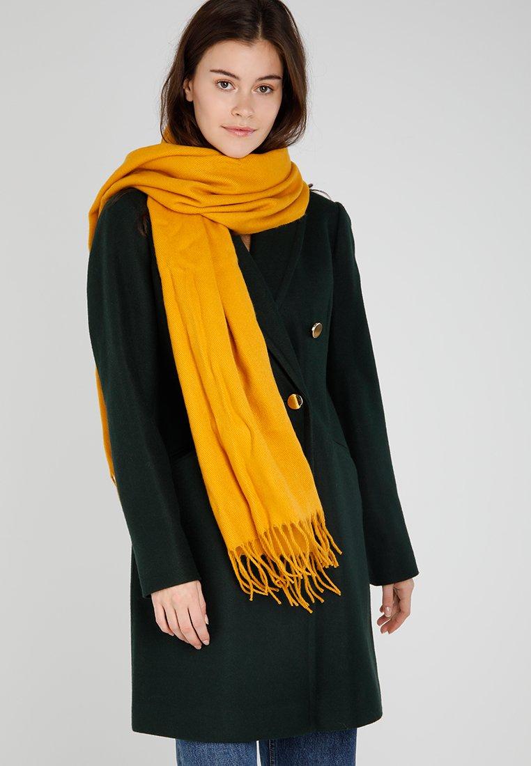 Even&Odd - Sjaal - mustard