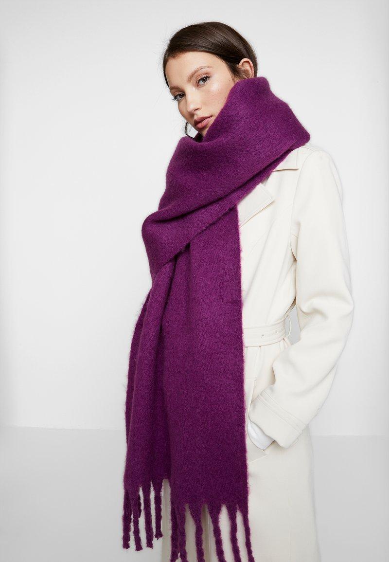 Even&Odd - Sjaal - lilac