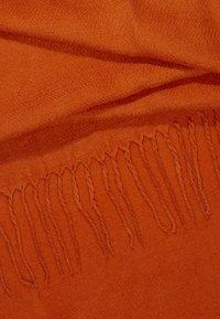 Even&Odd - Sjal / Tørklæder - orange - 2