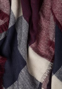 Even&Odd - Foulard - dark blue/bordeaux/nude - 2
