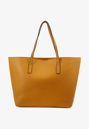Shopping bags - yellow
