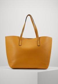 Even&Odd - Tote bag - yellow - 0