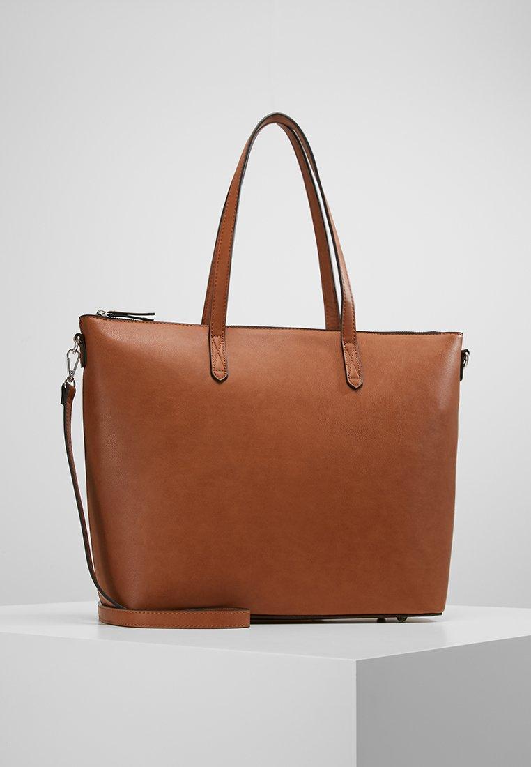 Even&Odd - Shopping Bag - cognac