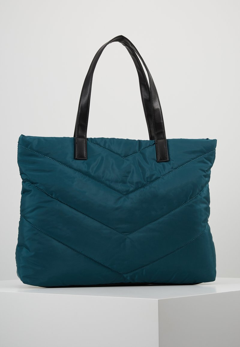 Even&Odd - Tote bag - green/dark green