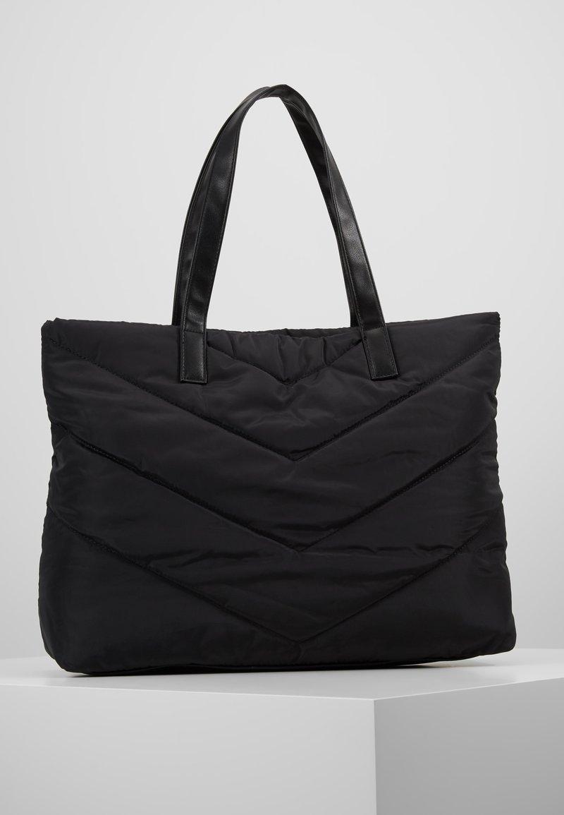 Even&Odd - Shopping Bag - black