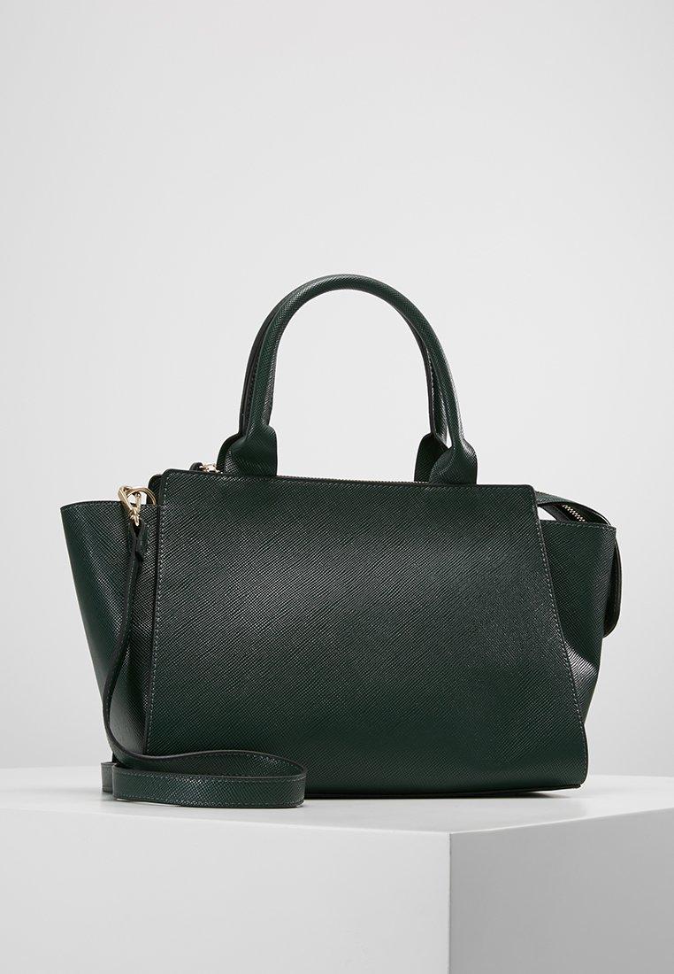 Even&Odd - Håndtasker - dark green