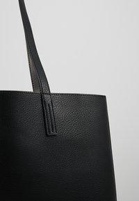Even&Odd - Shopping bag - black - 7