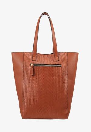 Håndtasker - cognac