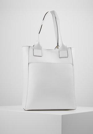 Cabas - white
