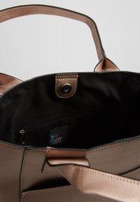 Even&Odd - Shopping bag - gunmetal - 5