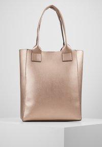 Even&Odd - Shopping bag - gunmetal - 3