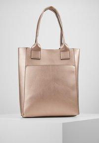 Even&Odd - Shopping bag - gunmetal - 0
